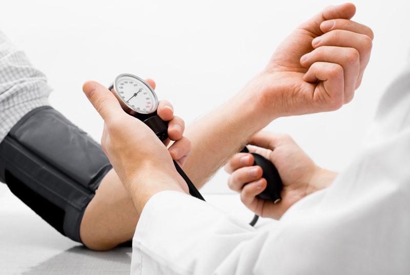 Arterijska hipertenzija visok krvni pritisak merenje